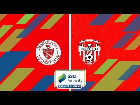 Premier Division GW25: Sligo Rovers 1-2 Derry City