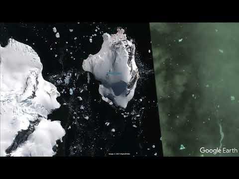 Antarctica Silver Cloud inaugural voyage