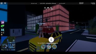 Being An UBER Driver In ROBLOX Jailbreak
