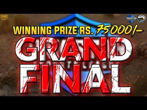 75000 GRAND FINAL Pakistan eSports League SEASON #1 - PESL - Day #14 - 동영상