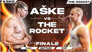 Aške VS The Rocket - FINALE BTTB CALI BATTLES