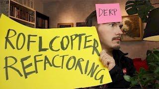 roflcopter refactoring let s code an editor p3 funfunfunction 61