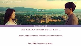 Title : memories of the alhambra (알함브라 궁전의 추억) release date 2018.12.30 artist george (죠지) drama tvn sat-sun 알함브라 추억 (memories alhambra...
