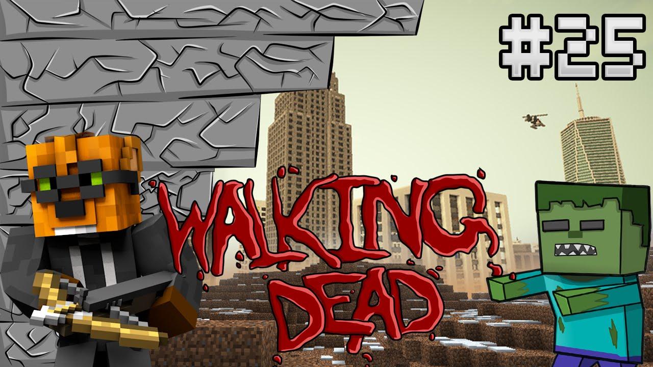 The walking dead 25 crafting dead minecraft server new for Minecraft crafting dead servers