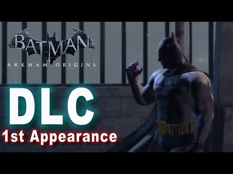 Batman Arkham Origins - First Appearance Batman DLC & LORE