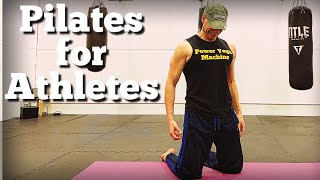 Pilates for Athletes Warm Up Routine - Sean Vigue Fitness