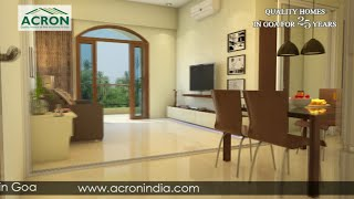 2 BHK Apartments for Sale in Goa by ACRON DEVELOPERS