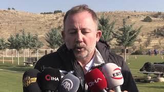 Sergen Yalçın: ''Halis Özkahya beni şoke etti''