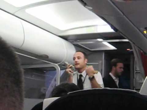Annonce Captain Air France - Humour