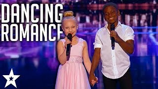 Love is in the Air | Artyon and Paige | America's Got Talent | Got Talent Global