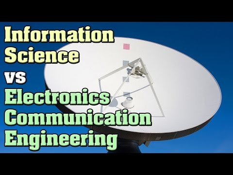 Information Science vs Electronics & Communication Engineering