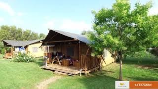 Camping Village Le Capanne Bibbona Livorno-Vacanze in Toscana