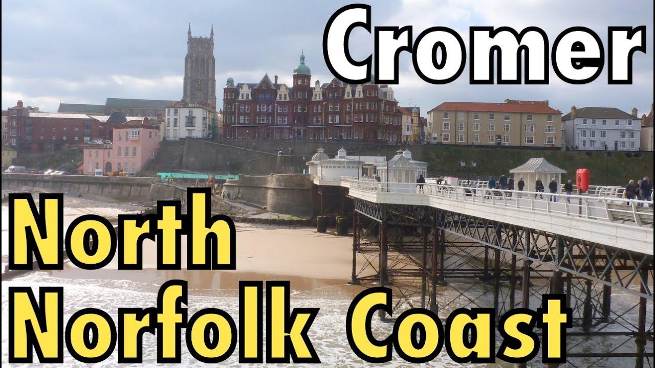 North Norfolk Coast: Escaped Cows and Cromer