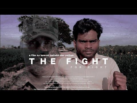 THE FIGHT FOR RIGHT   award winning movie   documentary   adhana  fauji