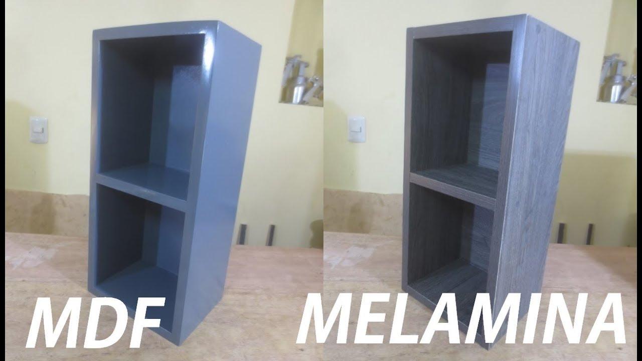 Diferencia Entre Mdf Y Melamina Con Ejemplos Luis