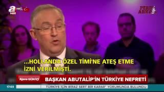 Hollanda Türklerine köpekleri saldırtan kripto FETÖ'cü Zeki Baran kimdir? A Haber haber