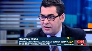 İsmail Saymaz, Enver Aysever'in sorularını yanıtladı: Aykırı Sorular - 22.05.2014