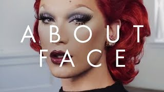 Miss Fame's Incredible Drag Transformation | About Face | ELLE