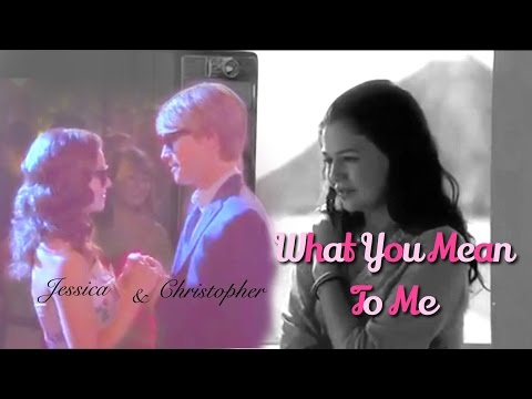 Christopher and Jessica ~ What You Mean To Me