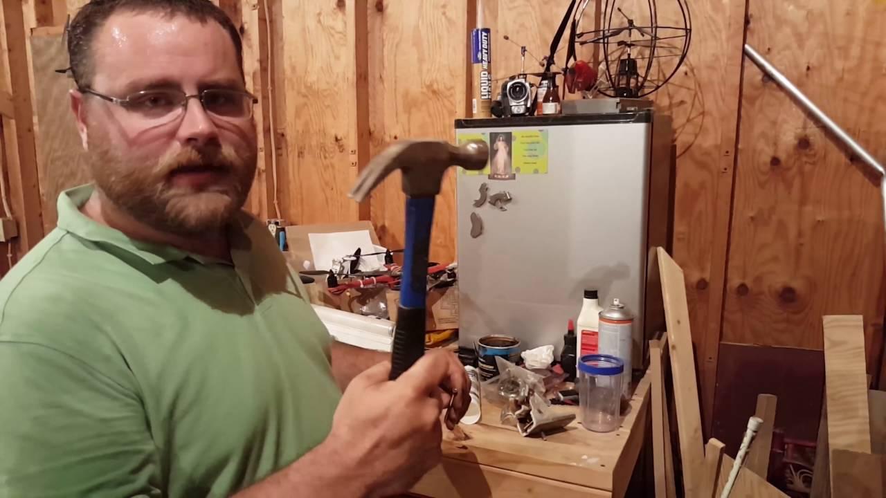 Hacksaws Garage Ep1 Sagging Hinge Repair On Lincoln Town Car Sleep