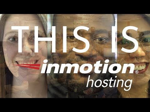 This is InMotion Hosting
