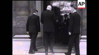 IRISH PREMIER DE GAULLE    - NO SOUND