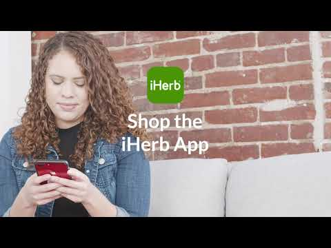 Shop the iHerb App today!