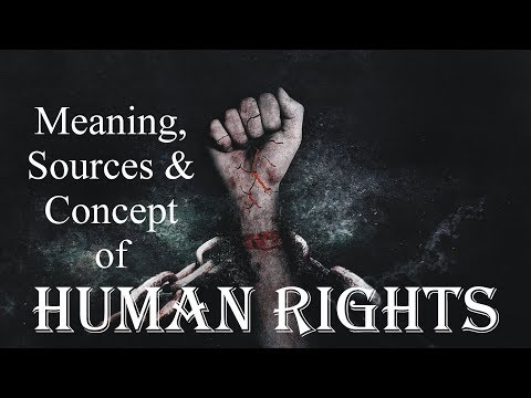 Introduction of Human Rights | Law Guru