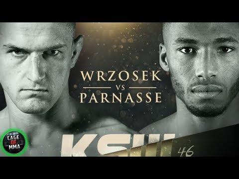 KSW 46 - Marcin Wrzosek vs Salahdine Parnasse