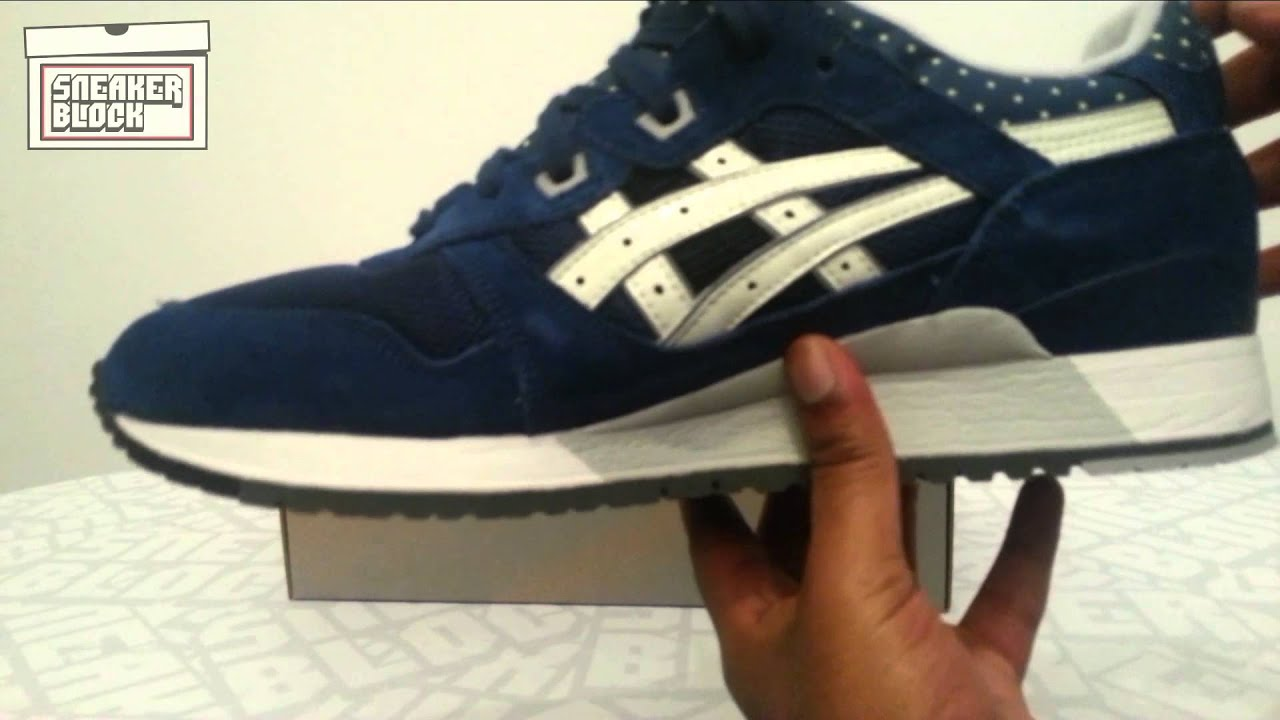asics gel lyte 3 glow in the dark blue