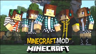 Minecraft Mod: MEU MOD !! (Authentic herobrine, Authentic Mulher) - TheAuthenticGamesMod thumbnail