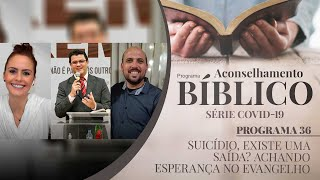 Suicídio, existe uma saída? Achando esperança no Evangelho   Aconselhamento Bíblico