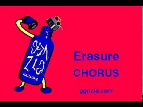 ggnzla KARAOKE 324, Erasure - CHORUS