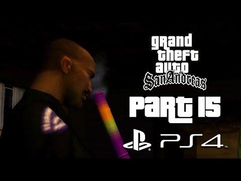 Grand Theft Auto San Andreas PS4 Gameplay Walkthrough Part 15 - BODY HARVEST