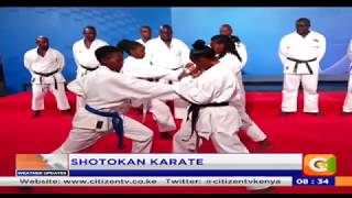 Power Breakfast: Shotokan Karate