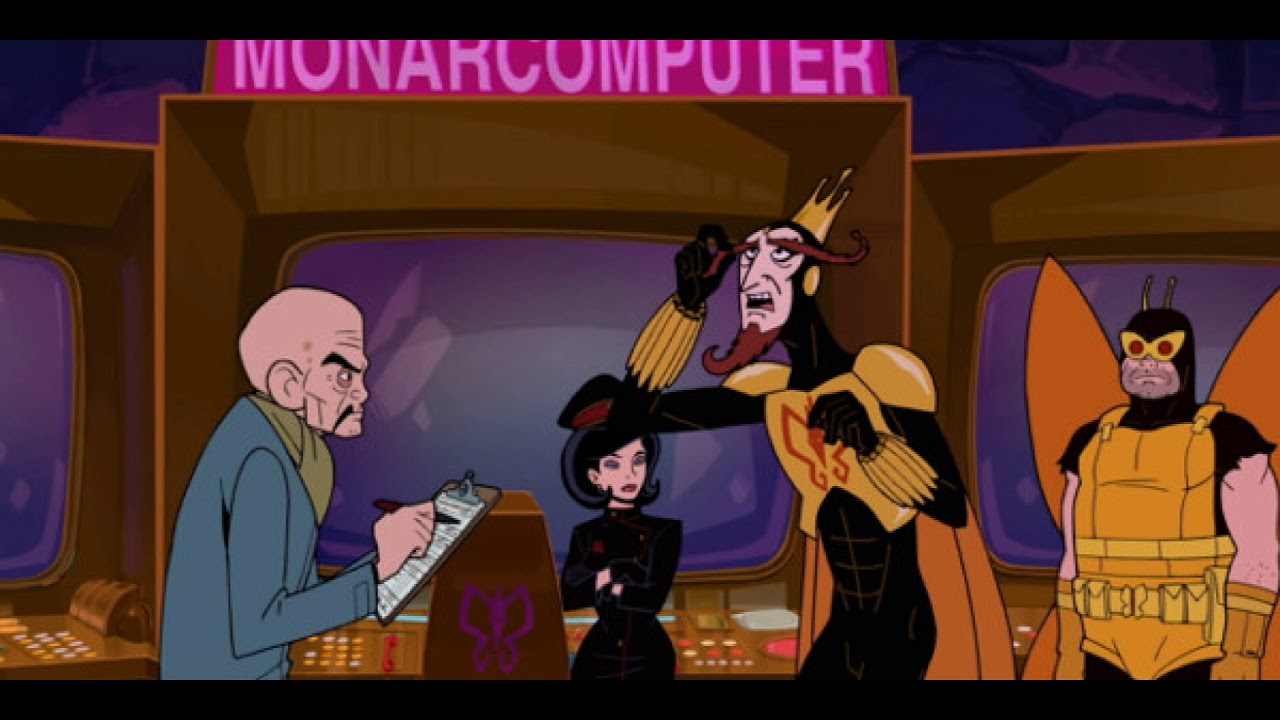 venture bros season 7 the high cost of loathing