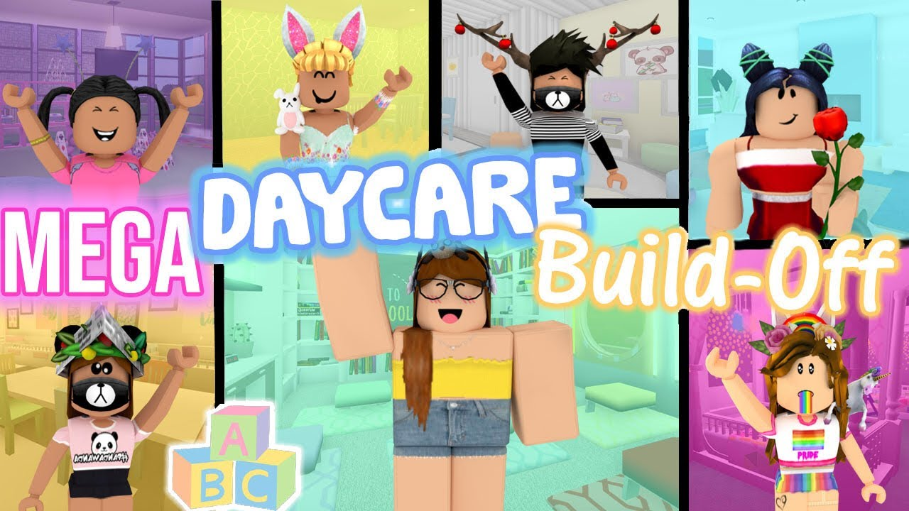 Roblox Daycare Build Off