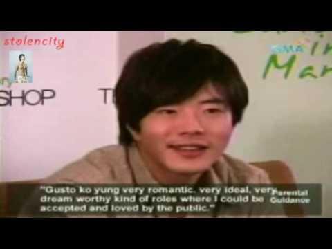 Kwon Sang Woo at S-Files *AMAZING*