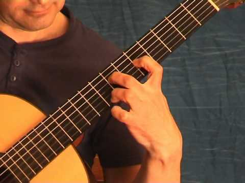 Fur Elise arranged for classical guitar
