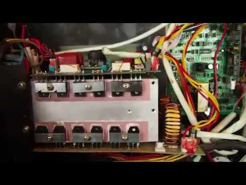 Сварочный полуавтомат tesla mig 300 схема электрическая