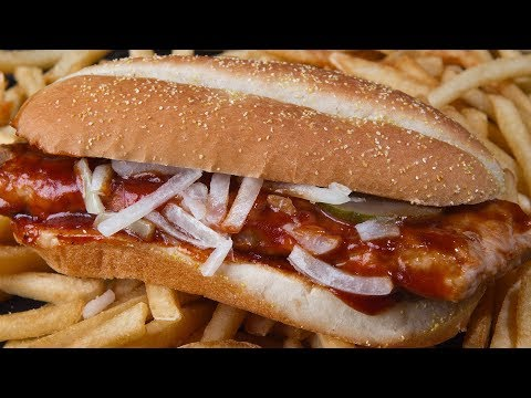 The Untold Truth Of The McRib