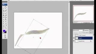 Создание простейшего фона в Adobe PhotoShop CS3. (Сергей Жук)