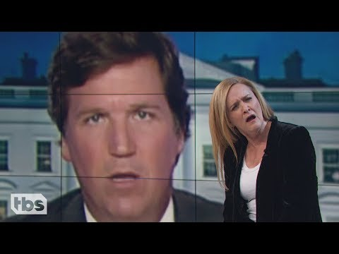 Is Tucker Carlson a White Supremacist? | March 13, 2019 Act 1 | Full Frontal on TBS