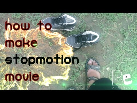 How To Make Stop Motion Movie In Window Movie Maker