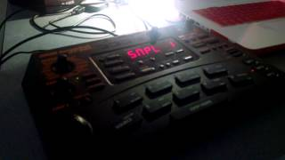 Zoom Sampletrak ST-224 Beats Part 4