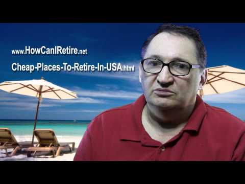 Cheap Places To Retire In USA   HowCanIRetire.net
