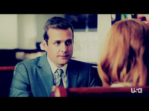 I'll never give up you | Harvey and Donna