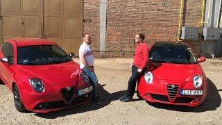 Alfa Romeo MiTo 1.4 Multiair testdrive by Alfa Amore