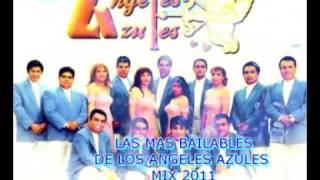 LOS ANGELES AZULES MIX 2011 DJ FREYZER.vob
