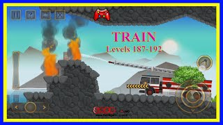 #32 Construction City 2 | TRAIN | Level 187-192 screenshot 2